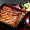 "Ainoyatei - 料理写真:《ブランド鰻""坂東太郎""》天然鰻の泥臭さやクセがなく、脂がのっているのにサラっとした口当たりと肉厚が特徴です"