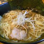 喜多嶋ラーメン - ラーメン550円