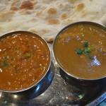 ミラン - こってり、甘味や深みがあまりなくネパールっぽくない