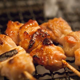 名古屋コーチン料理