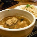 来い家 - つけ麺(冷盛)750円