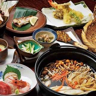 宴会料理2,800円+飲み放題2,000円