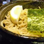 鶏そばつけめん 一丁 - 鶏魚貝つけ麺[塩」650円
