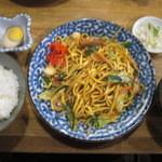 琉球 - 琉球 ランチ焼きそば(ケチャップ味)