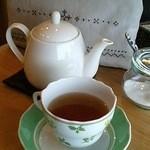 Cream Tea - 春摘みダージリン