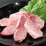 炭火焼肉 ソウル - 【タテメ】カルビの中でも濃厚な味わい