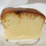 ルカフェデュボンボン - チーズケーキ