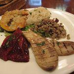 トラットリア バロッコ - いろいろ野菜のマリネ