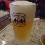 16120810 - 生ビール