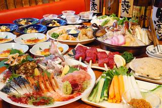 秋葉原とら八 - 身も心も温まるとら八特製の鍋をお付けしたお薦めのご宴会コース!