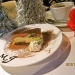 M9 - ティラミスアイスケーキ