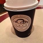 カフェ クロワッサン - カプチーノ