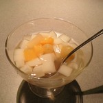 菜嘉 - 杏仁豆腐