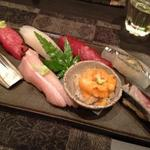 姫沙羅 - 寿司