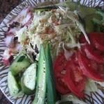 ルドルフ - ある日のおまかせサラダ