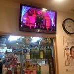 よんちゃん - 店内でゎ韓国のスターのTVを流してます∑(゚Д゚)