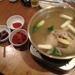 よんちゃん - タクハンマリ!!食べてみたかったので,予約して,食べました(*^◯^*)コースも始めるみたいなので友達とまた行きたいです^o^