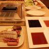 串家物語 - 料理写真:準備完了