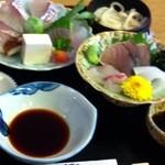16129427 - 鯛しゃぶ造り定食¥2500