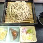西友 - <2012/12/01> もりそば