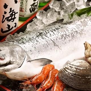 北海道の美味しい魚、揃ってます。