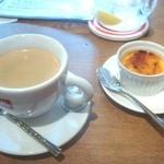 ふじバル - 食後の珈琲とデザート