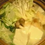和民 - 鶏の水炊き