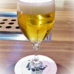 16134748 - ランチのビール小200円