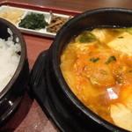 韓韓市場 - またスンドゥブ