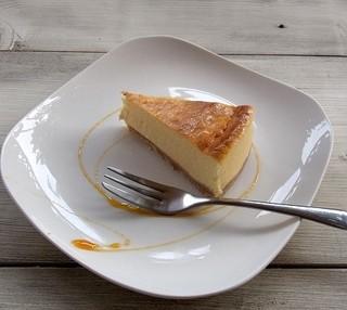 Midsummer Cafe 夏至茶屋 - チーズケーキ