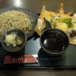 16137997 - 天ざる(1600円)