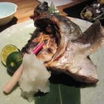 銀座和乃匠 - カマ焼き