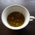 a-me - スープ