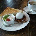 珈琲 庵 - 料理写真:モーニングサービス 他6種類から選べます!