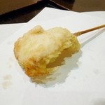 味ごころ たていし - 天ぷら(白身魚)