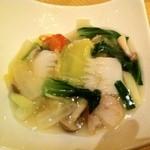 中国料理 翆陽 - 海鮮あんかけ焼きそば