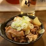 大竹 - 2012.11 煮込み(300円)