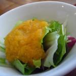 チャイニーズキッチン ヌーリー - 野菜サラダ