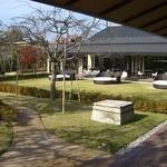 古稀庵 - ロビー前の庭園その1