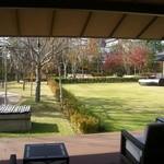 古稀庵 - ロビー前の庭園その2