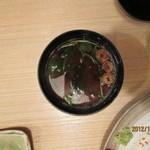 富梅 - 2012.12.01 赤だし