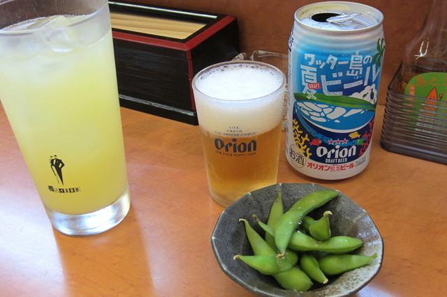 はながさ - 【20012年】オリオンビール(缶)¥420