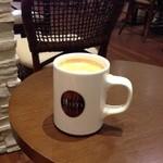 タリーズコーヒー - ソイラテのホット(S)