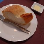 Bistrot Emanger - パン