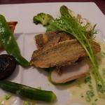 Bistrot Emanger - 野菜が新鮮