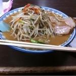 宝来軒 - 味噌チャーシュー大盛り。(900円)