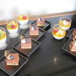 ザ・リッツ・カールトン東京 - 軽い軽食タイムの料理2