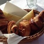 16154615 - 朝食のパン