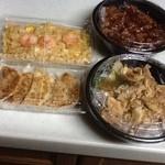 富華 - 海老炒飯、餃子、