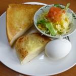 キーウェストクラブ - モーニング(トースト&サラダ)